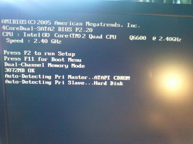 Proof1 BIOS